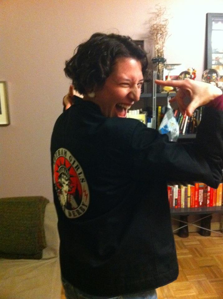 GGRD jacket