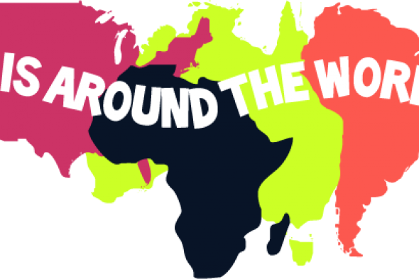 MIIS Around the World logo