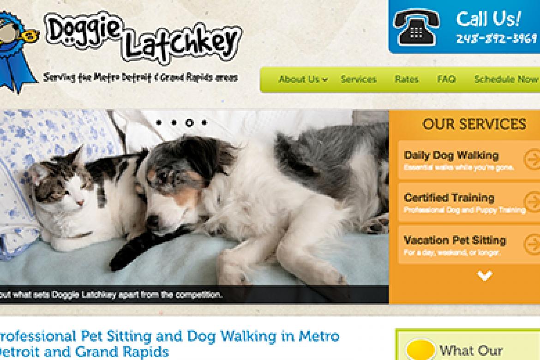 Doggie Latchkey website