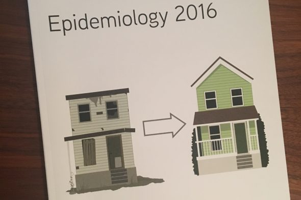 Epidemiology 2016 Annual Report