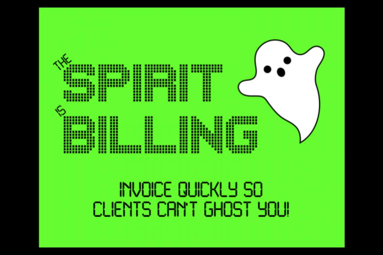 Spirit Billing invoicing software